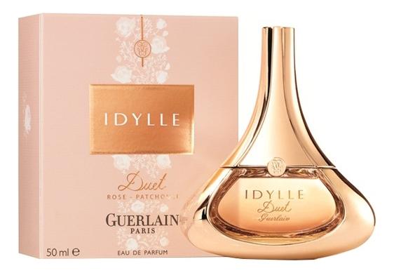 Guerlain Idylle Duet Rose-Patchouli : парфюмерная вода 50мл
