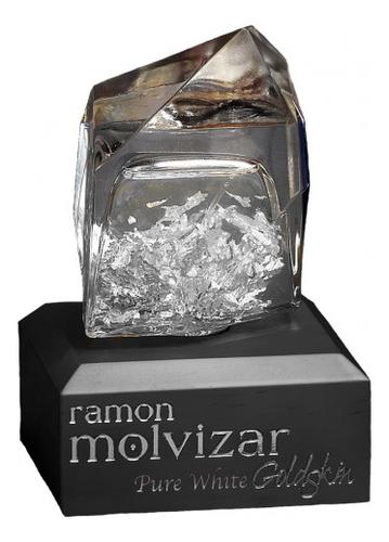 Купить Ramon Molvizar Pure White Goldskin: парфюмерная вода 2мл