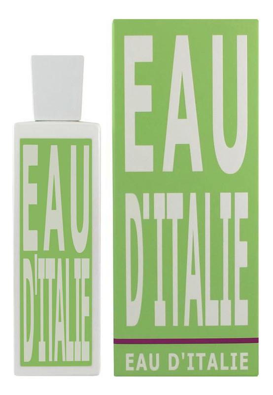 Eau D'Italie: туалетная вода 100мл eau du matin туалетная вода 100мл