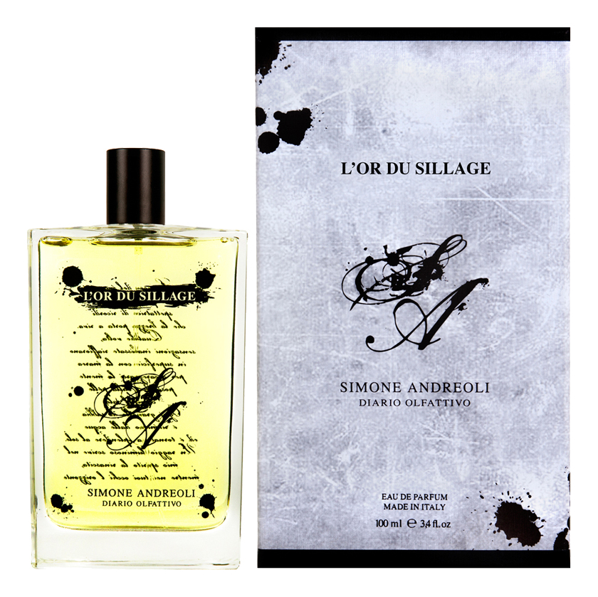 Купить L'Or Du Sillage: парфюмерная вода 100мл, Simone Andreoli