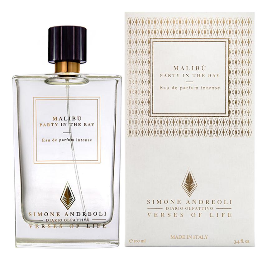 Купить Malibu Party In The Bay: парфюмерная вода 100мл, Simone Andreoli