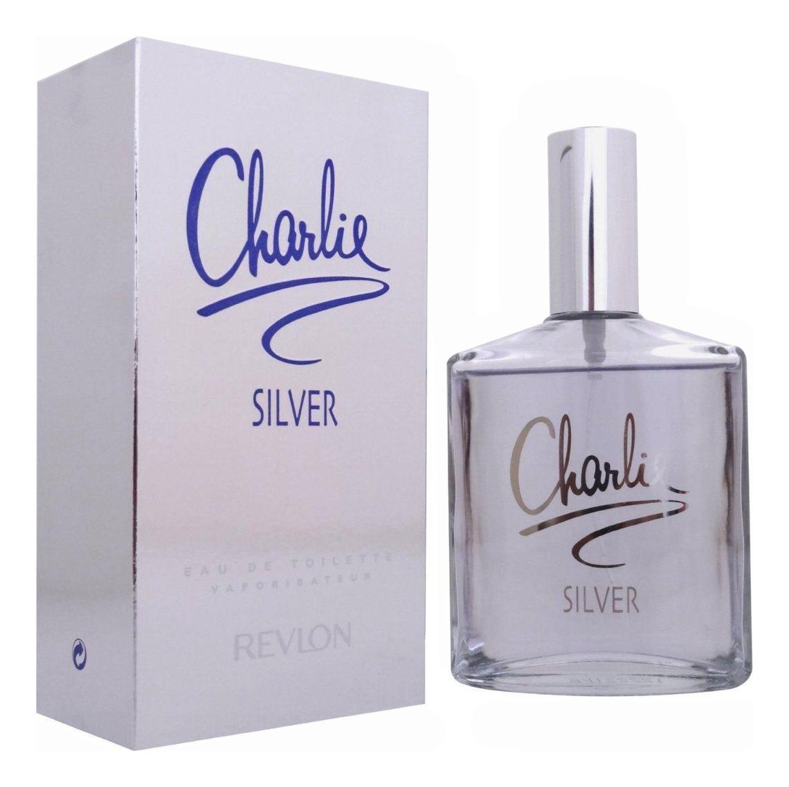 Charlie Silver: туалетная вода 100мл недорого