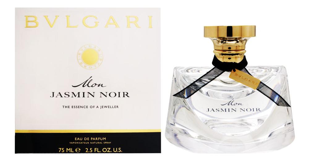 Bvlgari Mon Jasmin Noir: парфюмерная вода 75мл