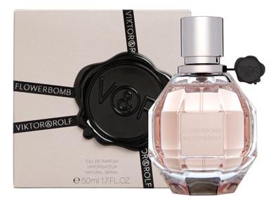 Купить Flowerbomb: парфюмерная вода 50мл, Viktor & Rolf