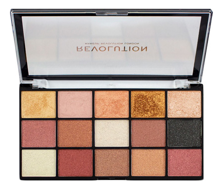 Купить Палетка теней для век Reloaded Palette: Affection, Makeup Revolution