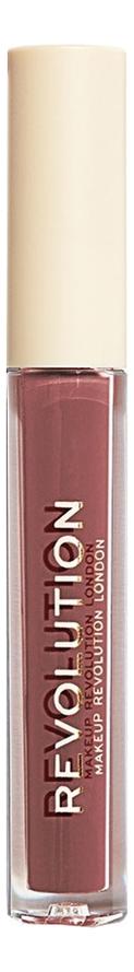 Блеск для губ Nudes Collection Gloss: Boudoir makeup revolution блеск для губ i heart the wow gloss watch out world
