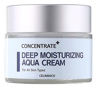 Крем для глубокого увлажнения кожи Deep Moisturizing Aqua Cream 50мл algologie крем эксфолиант для глубокого очищения морской 50мл