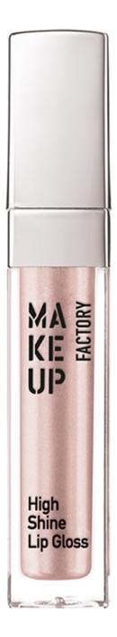 Блеск для губ с эффектом влажных High Shine Lip Gloss 6,5мл: 10 Silver Sunlight