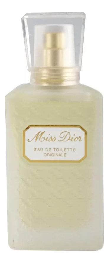 Christian Dior Miss Dior Originale: туалетная вода 30мл тестер christian dior fahrenheit absolute туалетная вода тестер 100 мл