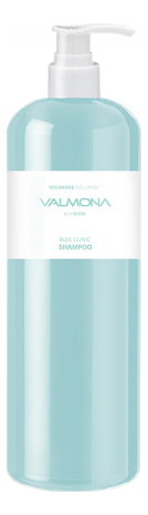 Шампунь для волос Valmona Recharge Solution Blue Clinic Shampoo 480мл: Шампунь 480мл шампунь фитоцедра купить