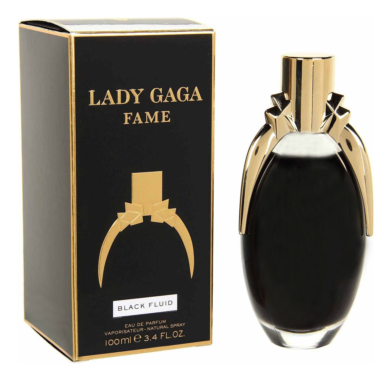 Фото - Fame (Black Fluid): парфюмерная вода 100мл kelly caleche парфюмерная вода 100мл