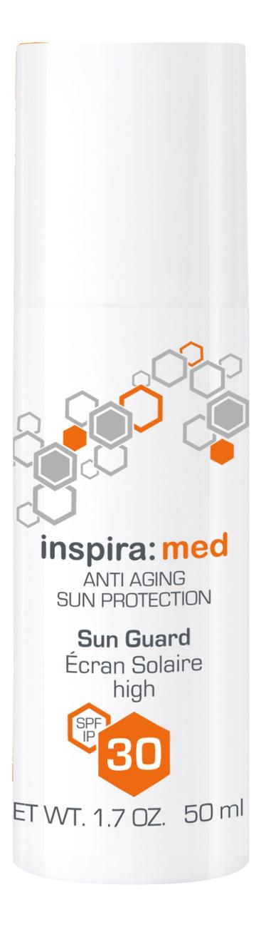 Солнцезащитная эмульсия Inspira: Med Anti Aging Sun Protection Guard SPF30: Эмульсия 50мл
