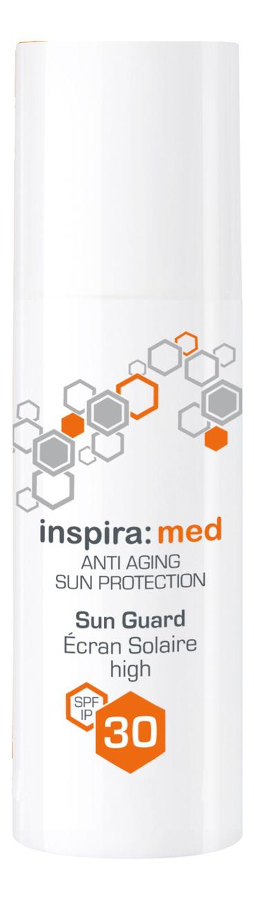 Солнцезащитная эмульсия Inspira: Med Anti Aging Sun Protection Guard SPF30: Эмульсия 150мл