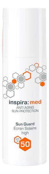 Солнцезащитная эмульсия Inspira: Med Anti Aging Sun Protection Guard SPF50: Эмульсия 50мл