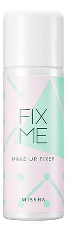 Спрей для фиксации макияжа Fix Me Make-Up Fixer 50мл спрей для фиксации макияжа fix me make up fixer 50мл