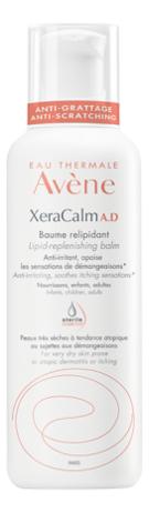 Купить Бальзам липидовосполняющий для лица и тела XeraCalm A.D. Lipid-Replenishing Balm: Бальзам 400мл, Avene