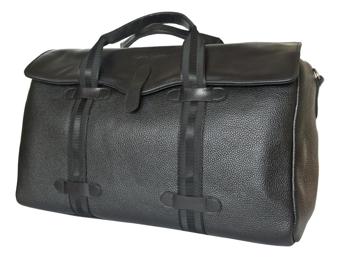 Купить Дорожная сумка Mondragone Black 4027-01, Carlo Gattini