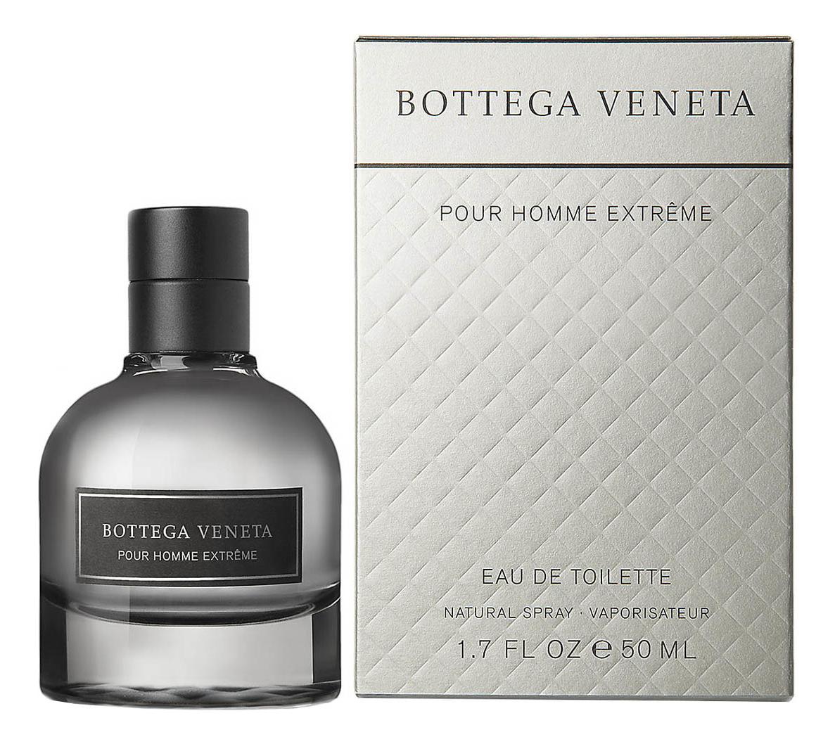 Купить Pour Homme Extreme: туалетная вода 50мл, Bottega Veneta