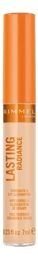Купить Консилер для лица Lasting Radiance Concealer 7мл: 10 Ivory, Rimmel