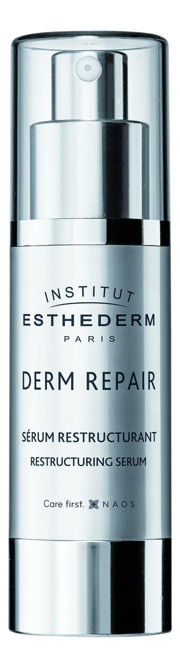 Восстанавливающая сыворотка для лица Derm Repair Serum Restructurant 30мл восстанавливающая сыворотка для лица retinol therapy repair beauty serum 30мл