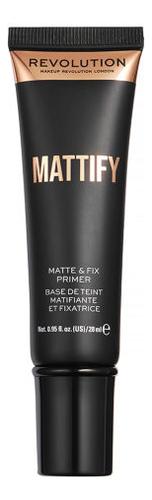 Праймер для лица Mattify Matte & Fix Primer