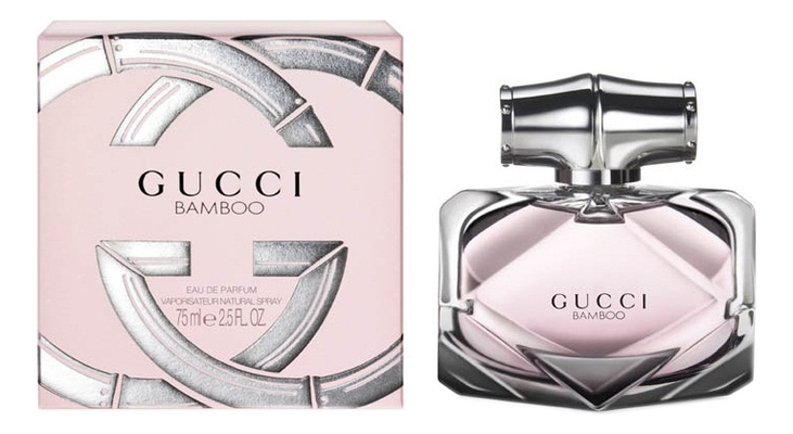by gucci парфюмерная вода 75мл Bamboo: парфюмерная вода 75мл