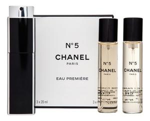 Купить No5 Eau Premiere: парфюмерная вода 3*20мл, Chanel