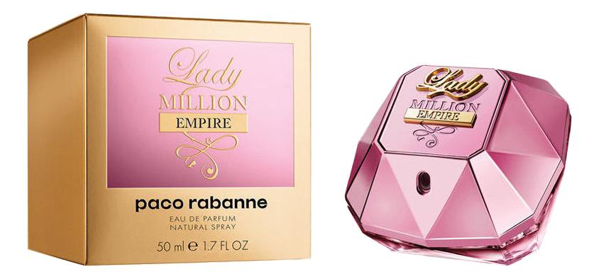 Lady Million Empire: парфюмерная вода 50мл lady million empire парфюмерная вода 80мл
