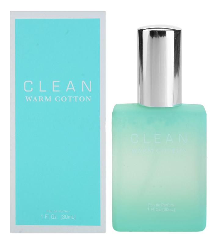 Clean Warm Cotton : парфюмерная вода 30мл