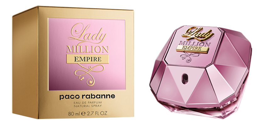 Paco Rabanne Lady Million Empire: парфюмерная вода 80мл