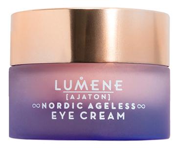 Интенсивный крем для кожи вокруг глаз Ajaton Nordic Ageless Eye Cream 15мл интенсивный крем для кожи глаз lanopearl интенсивный крем для кожи глаз