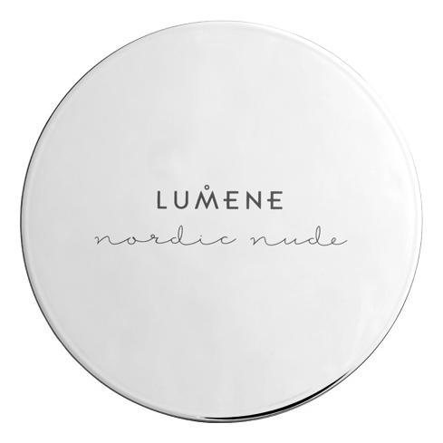 Невесомая рассыпчатая пудра для лица Nordic Luxe Nude Air-Light Loose Powder 10г (прозрачная)