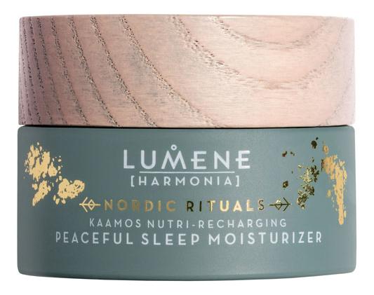 Ночной восстанавливающий крем Nordic Rituals Harmonia Kaamos Nutri-Recharging Peaceful Sleep Mosturizer 50мл rituals cosmetics купить в барселоне