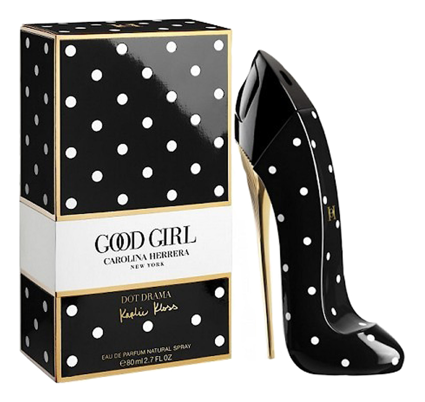 Carolina Herrera Good Girl Dot Drama: парфюмерная вода 80мл