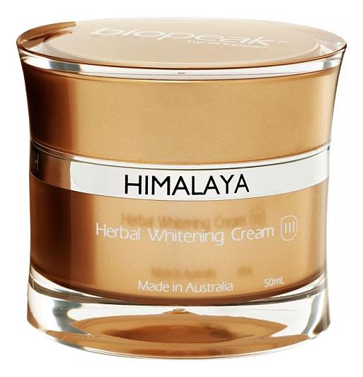 Отбеливающий крем для лица с растительными компонентами Himalaya Herbal Whitening Cream 50мл
