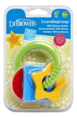 Фото - Прорезыватель для зубов Learning Loop TE001 dr browns прорезыватель coolees