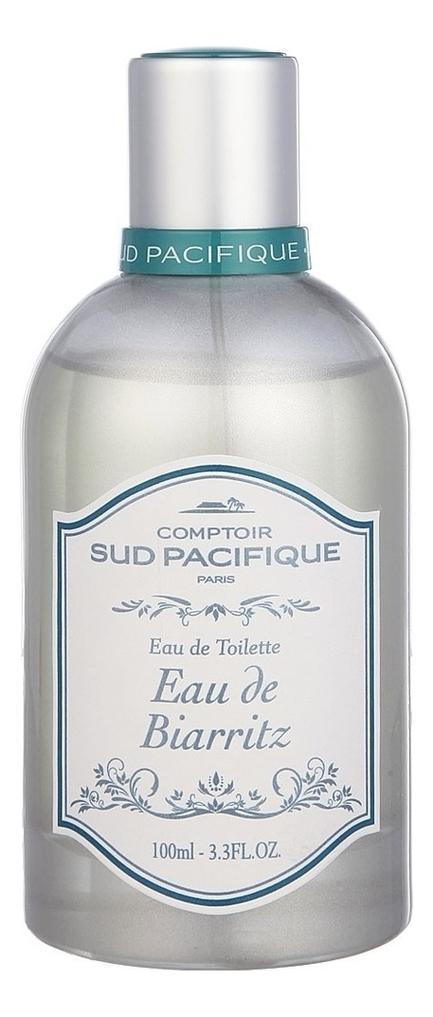 Comptoir Sud Pacifique Eau De Biarritz: туалетная вода 150мл тестер