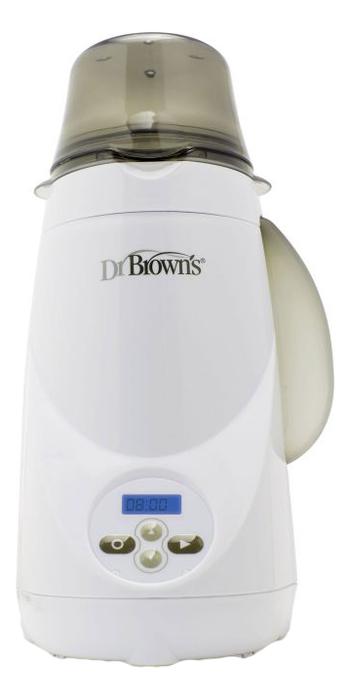 Электрический подогреватель для бутылочек, с цифровым управлением Natural Flow Deluxe Baby Bottle Warmer