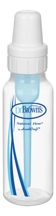 Бутылочка с клапаном для специального кормления Natural Flow Medical Specialty Feeding System: 250мл