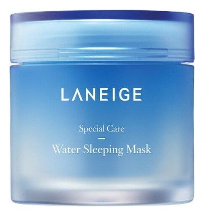 Ночная маска для лица Water Sleeping Mask 70мл laneige sleeping mask маска для кожи вокруг глаз ночная