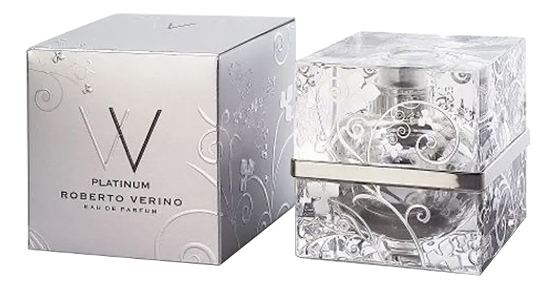 Roberto Verino VV Platinum: парфюмерная вода 50мл