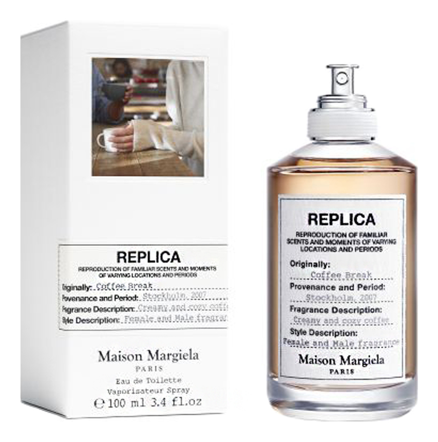 Maison Martin Margiela Replica Coffee Break: туалетная вода 100мл