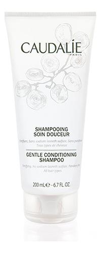 Купить Мягкий шампунь для волос Soin Corps Shampooing Douceur 200мл, Caudalie
