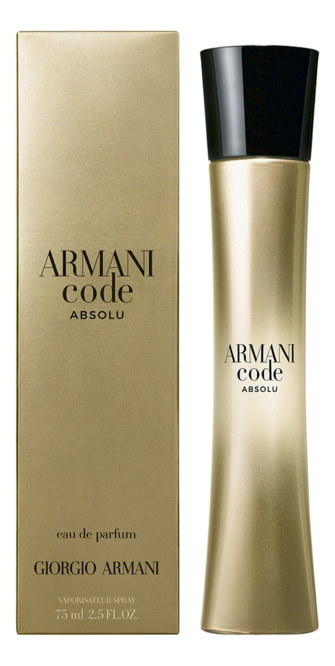 Code Absolu Femme: парфюмерная вода 75мл недорого