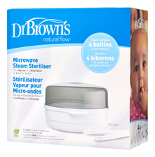 Dr. Brown's Контейнер для паровой стерилизации, с щипцами Natural Flow Microwave Steam Steriliser AC057