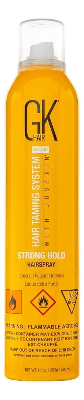 Купить Лак для волос Strong Hold Hairspray 326мл, GKhair