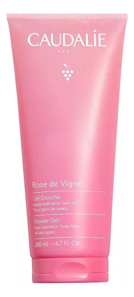 Гель для душа Rose De Vigne Gel Douche 200мл фото