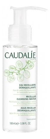 Мицеллярная вода для снятия макияжа Eau Micellaire Demaquillante: Вода 100мл недорого