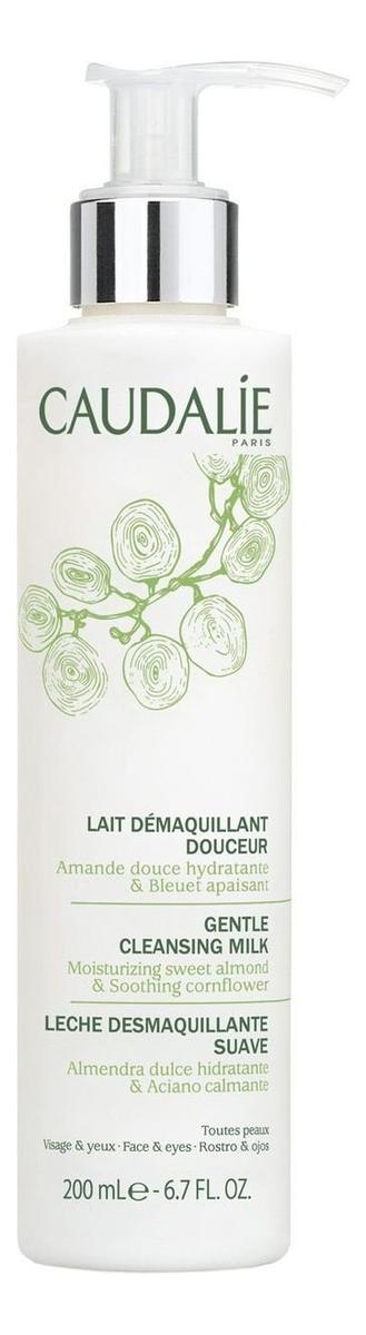 Мягкое очищающее молочко для лица Lait Demaquillant Douceur: Молочко 200мл фото