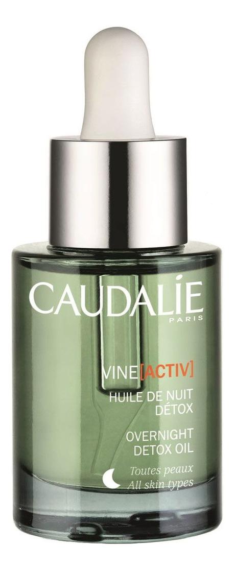 Фото - Ночное детокс-масло для лица Vine Activ Huile De Nuit Detox 30мл ночное восстанавливающее масло для лица vinosource hydra 30мл